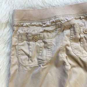 Children's Place Fold-Over Active Pants Size 10